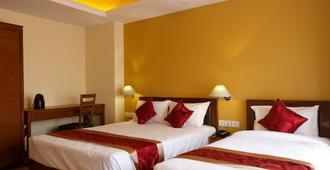 Dom Himalaya Hotel - Kathmandu - Bedroom