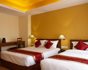 Dom Himalaya Hotel - Kathmandu - Slaapkamer