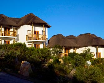 Whalesong Hotel and Spa - Plettenberg Bay - Gebouw