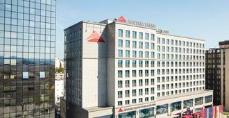 Austria Trend Hotel Ljubljana - Λιουμπλιάνα - Κτίριο
