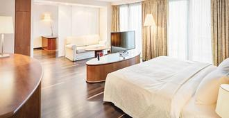 Austria Trend Hotel Ljubljana - Ljubljana - Makuuhuone