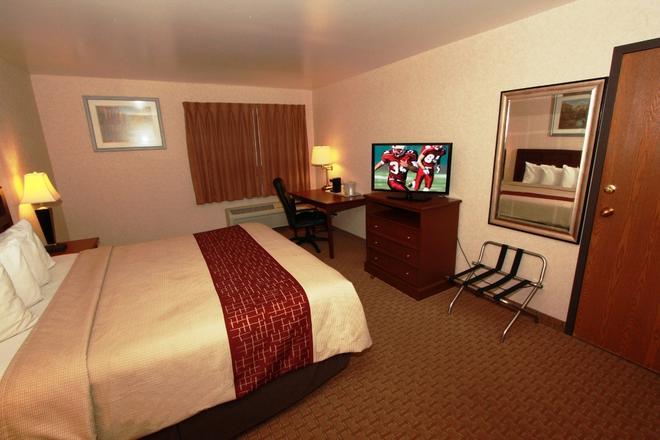 Red Roof Inn Gurnee - Waukegan - Waukegan - Bedroom
