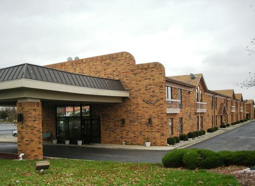 Red Roof Inn Fort Wayne - Fort Wayne - Rakennus