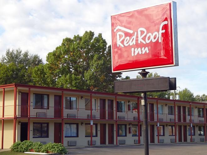 Red Roof Inn Starkville - University - Starkville - Building