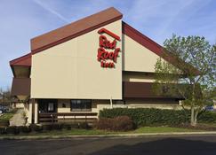 Red Roof Inn Merrillville - Merrillville - Rakennus