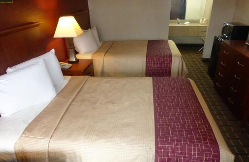 Red Roof Inn & Suites Bossier City - Bossier City - Bedroom