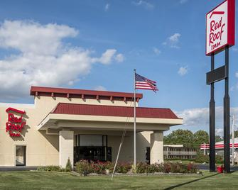 Red Roof Inn Bloomington - Normal/University - Bloomington - Building