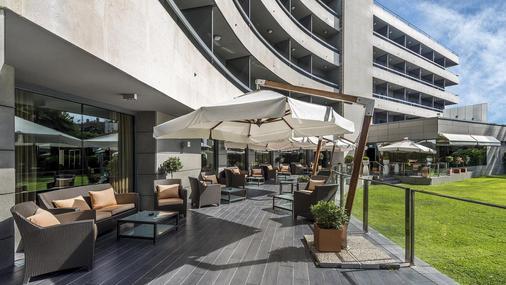 Eurostars Monte Real - Madrid - Toà nhà