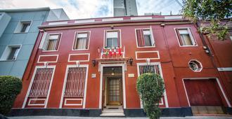 Hotel Sahara Inn - Santiago - Bâtiment