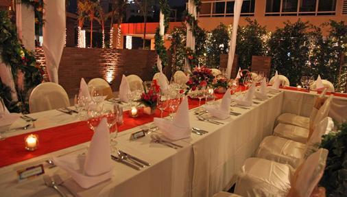 Nova Platinum Hotel - Pattaya - Juhlasali