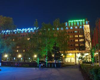 Novokuznetskaya Hotel - Новокузнецьк - Building