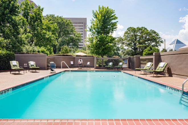 Crowne Plaza Memphis Downtown - Μέμφις - Πισίνα