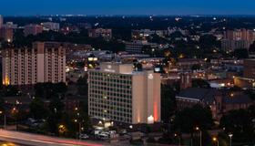 Crowne Plaza Memphis Downtown - Memphis - Edificio