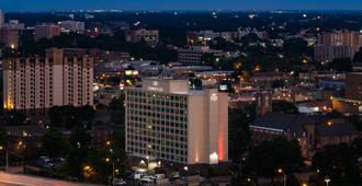 Crowne Plaza Memphis Downtown - Memphis - Bâtiment