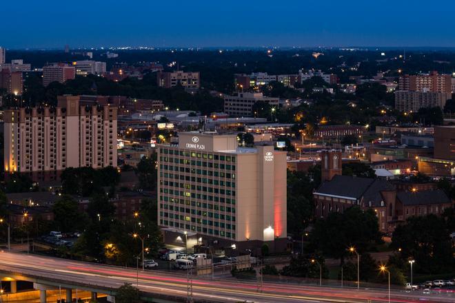 Crowne Plaza Memphis Downtown - Μέμφις - Κτίριο