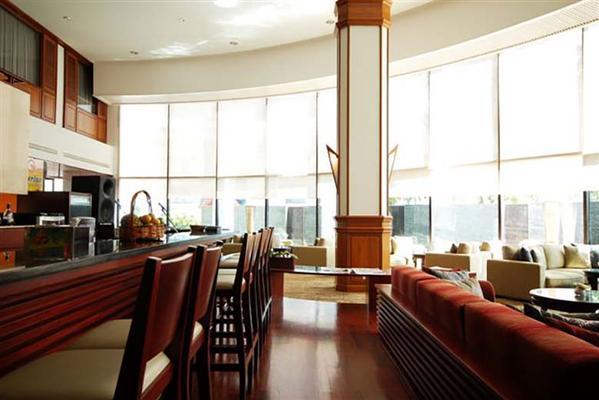 老撾廣場酒店 - 永珍 - 酒吧