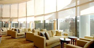 老撾廣場酒店 - 永珍 - 休閒室