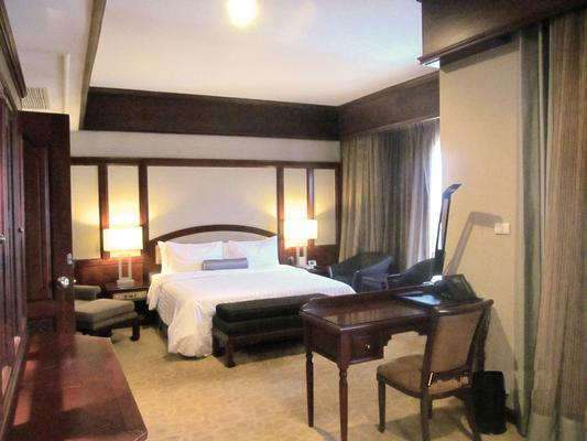 Lao Plaza Hotel - Vientiane - Makuuhuone
