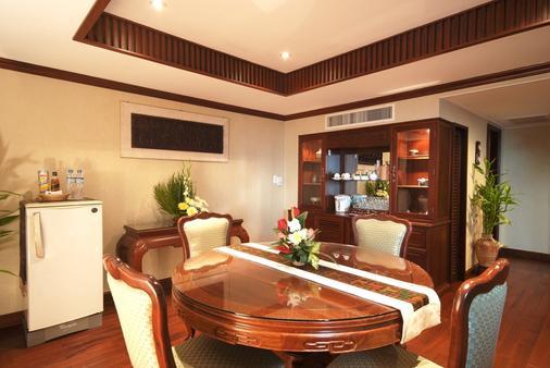 Lao Plaza Hotel - Vientiane - Phòng ăn
