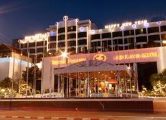 Lao Plaza Hotel - Vientiane - Bygning