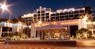 Lao Plaza Hotel - Vientiane - Edifício