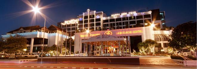 Lao Plaza Hotel - Vientiane - Rakennus