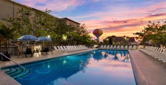 Plim Plaza Hotel - Ocean City - Piscina