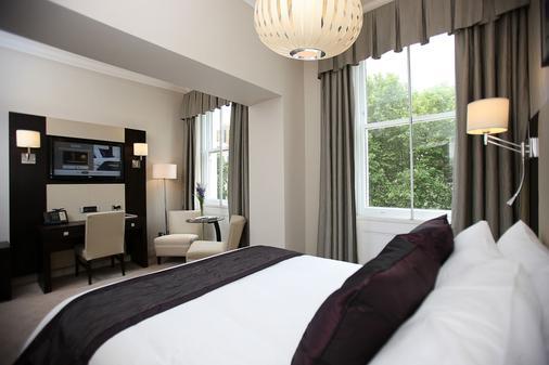 Rydges Kensington Hotel - London - Bedroom