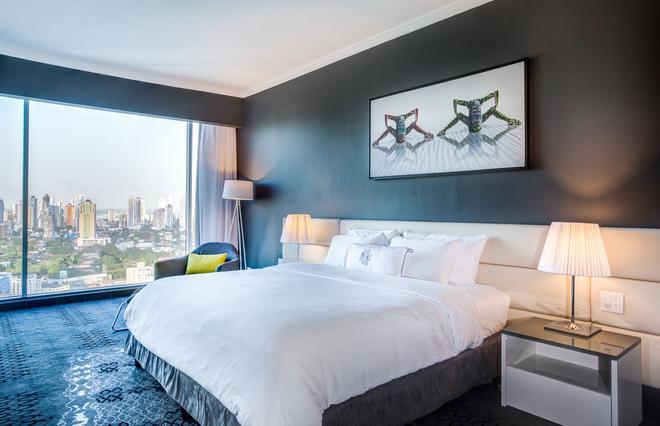 Sortis Hotel, Spa & Casino, Autograph Collection - Панама-Сити - Спальня