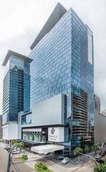 索爾提斯賭場酒店及水療中心 - 巴拿馬市 - 巴拿馬城 - 建築