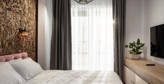 Kanopian Penthouse Hotel - Braşov - Habitación