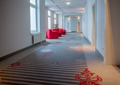 Hotel Bielefelder Hof - Bielefeld - Hallway