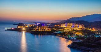 Aria Claros Beach&Spa Resort - Ozdere - Außenansicht