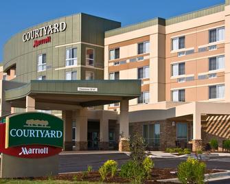 Courtyard by Marriott Dallas Carrollton and Carrollton Conference Center - Carrollton - Gebouw