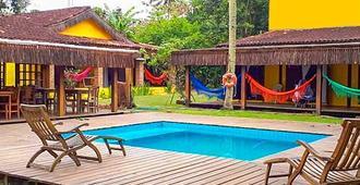 Hostel Da Vila Ilhabela - Ilhabela - Uima-allas