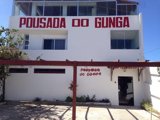 Pousada do Gunga - Barra de São Miguel - Building