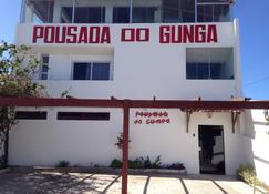 Pousada do Gunga - Barra de São Miguel - Edifício
