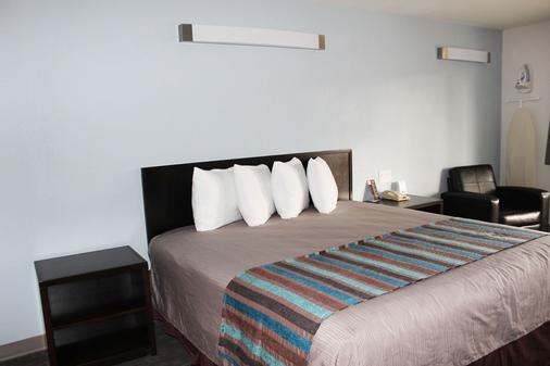 Good Nite Inn San Diego Near Seaworld - San Diego - Bedroom