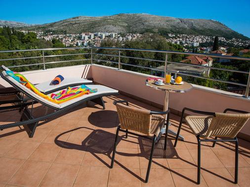 Hotel Ivka - Dubrovnik - Balcony