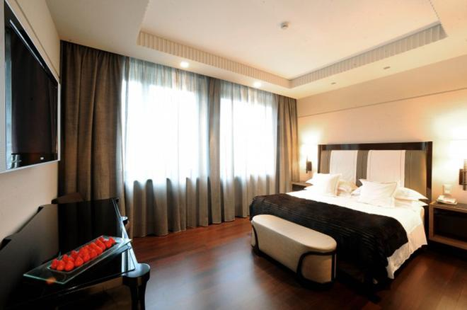 Allegroitalia Golden Palace - Turin - Bedroom