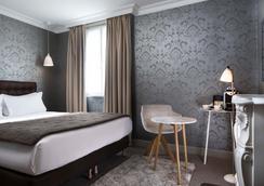 Hôtel Madeleine Haussmann - Παρίσι - Κρεβατοκάμαρα
