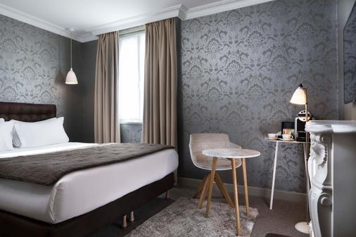 Hôtel Madeleine Haussmann - Paris - Phòng ngủ