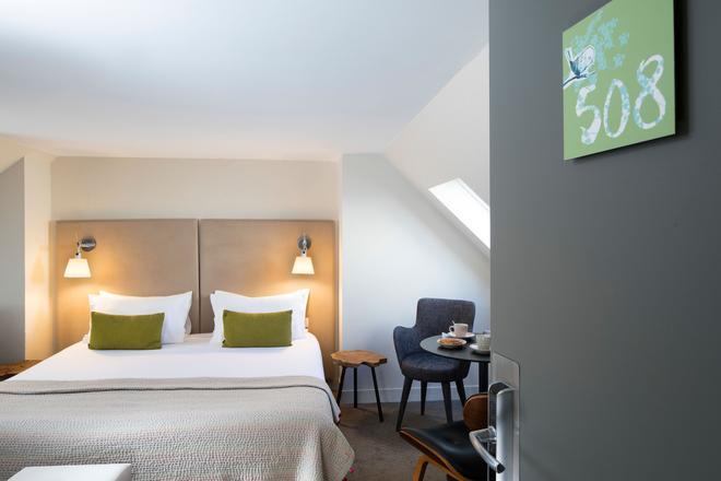 Hotel d'Espagne - Pariisi - Makuuhuone