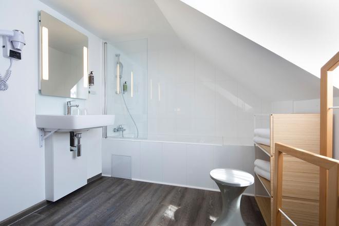 Hotel d'Espagne - Pariisi - Kylpyhuone