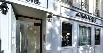 Hôtel Marais Hôme - París - Edificio
