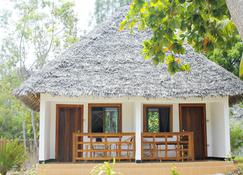 Aya Beach Bungalows - Kizimkazi - Edificio