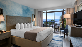 浪花度假村酒店 - 麥爾托海灘 - 美特爾海灘 - 臥室