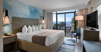 The Breakers Resort - מירטל ביץ' - חדר שינה