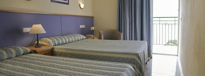 Hotel Playasol Maritimo - Ibiza - Bedroom