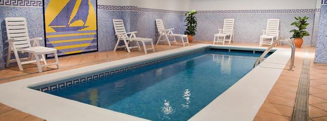 Hotel Playasol Maritimo - Ibiza - Pool